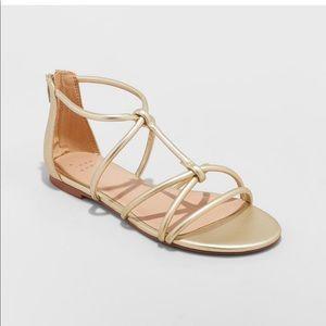 A New Day Samina Gladiator Sandals